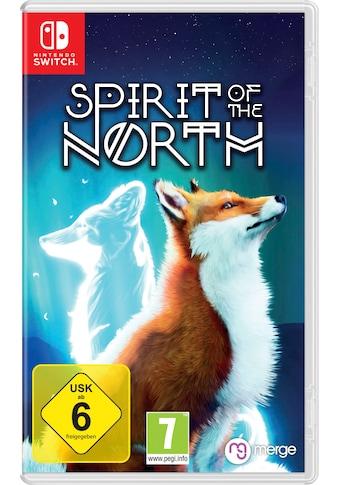 Spiel »Spirit of the North«, Nintendo Switch kaufen