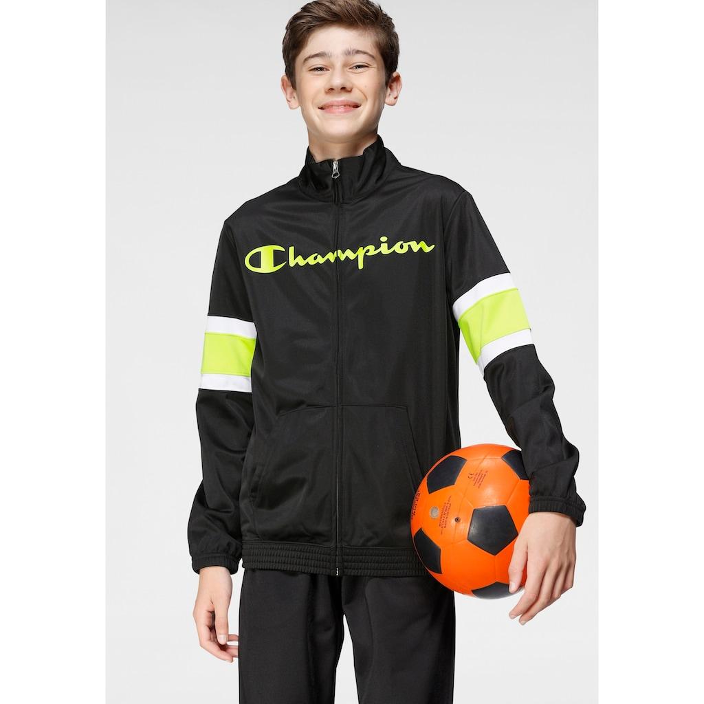 Champion Trainingsanzug »FULL ZIP SUIT«, (Set, 2 tlg.)