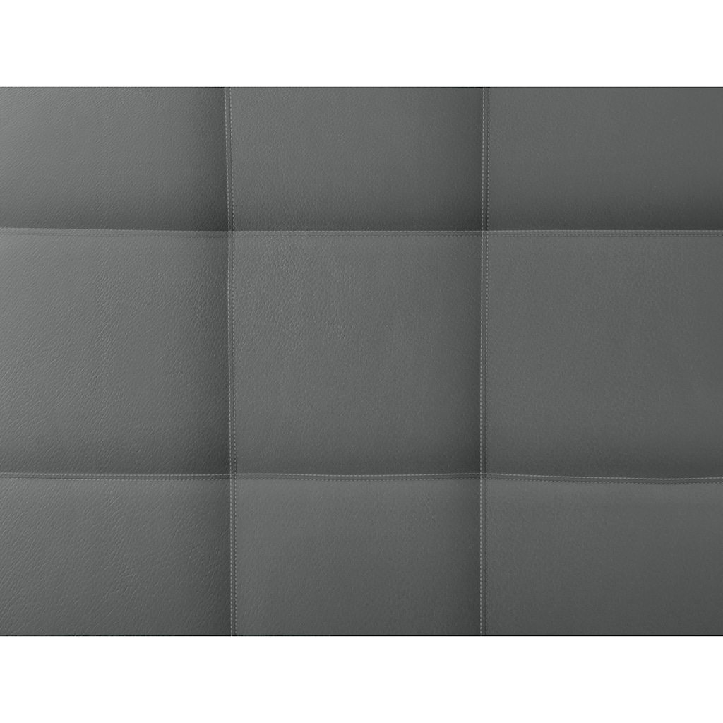 Schlaraffia Boxspringbett »Aida«, inkl. BULTEX® Topper, Fuß in Schwebeoptik
