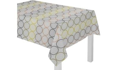Wirth Tischdecke »ZIRBELLO« kaufen