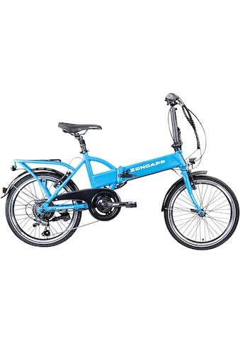 Zündapp E-Bike »Z101«, 6 Gang, Shimano, Tourney RD-TY300, Heckmotor 250 W kaufen