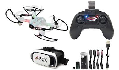 "Jamara RC - Quadrocopter ""Angle 12 VR Drone Altitude HD"" kaufen"