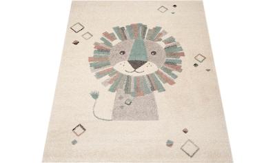 Kinderteppich, »Lion Stan«, Zala Living, rechteckig, Höhe 8 mm, maschinell gewebt kaufen