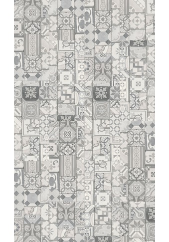 PARADOR Packung: Vinylboden »Trendtime 5.50  -  Ornamentic Grey«, 908 x 396 mm, Stärke 5 mm, 2,1 m² kaufen