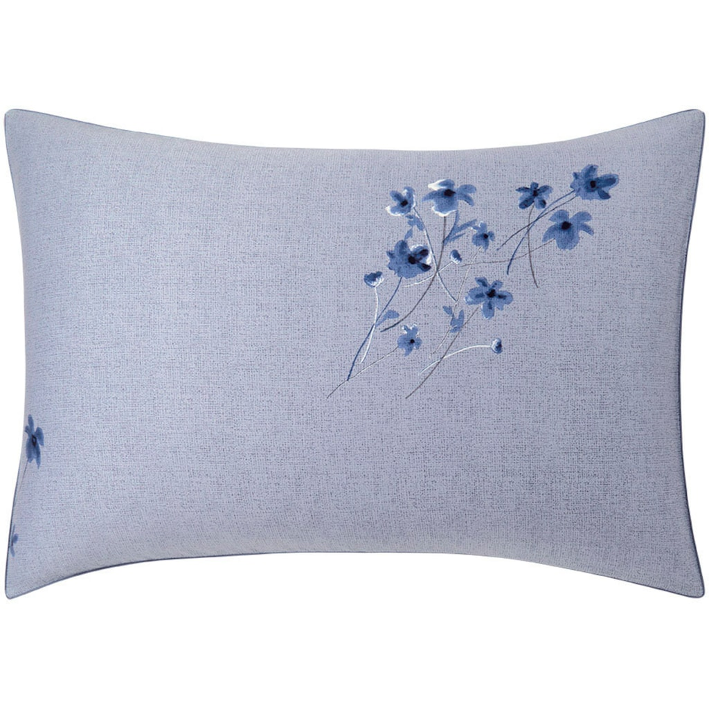 Hugo Boss Home Wendebettwäsche »Linen Flowers«, mit floralem Print