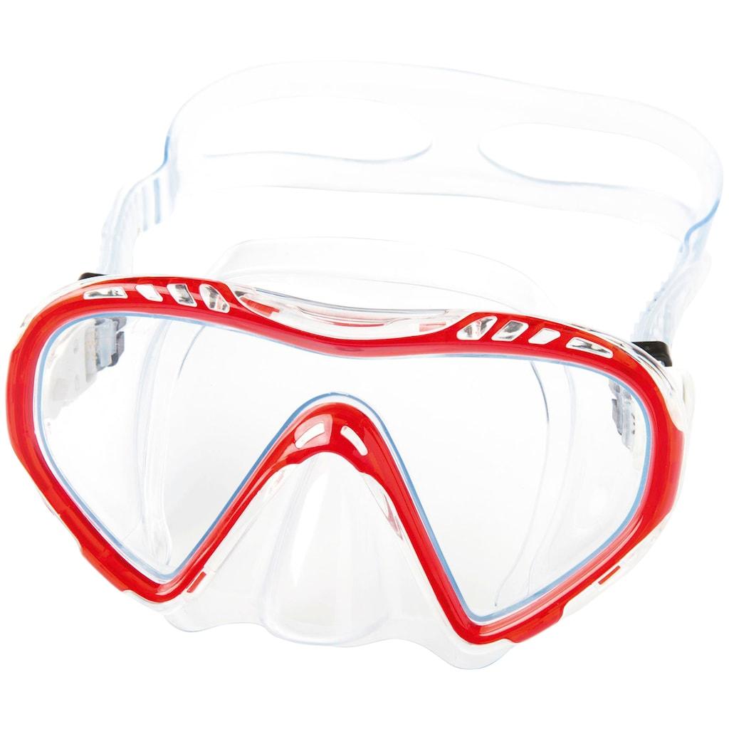 BESTWAY Taucherbrille »HYDRO-SWIM™ Clear Sea«, für Kinder ab 7 Jahre
