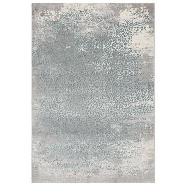 Teppich, »Gayla«, merinos, rechteckig, Höhe 12 mm, maschinell gewebt