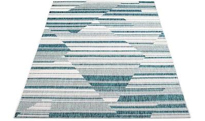 Carpet City Teppich »Outdoor 660«, rechteckig, 5 mm Höhe kaufen