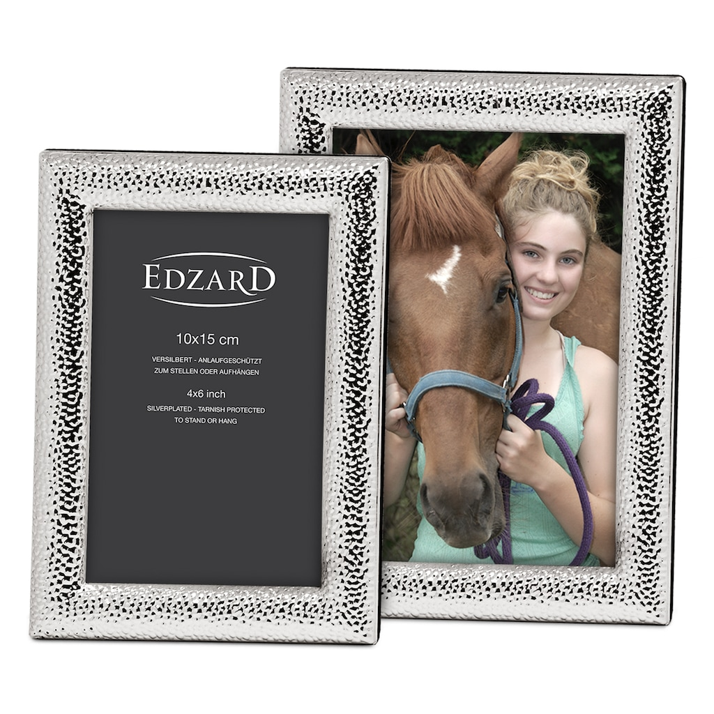 EDZARD Bilderrahmen »Marsala«, 10x15 cm