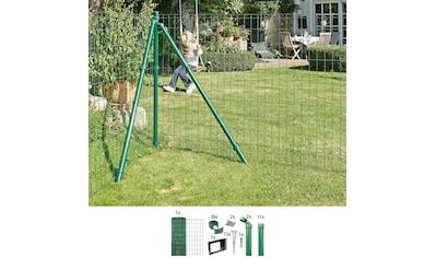 GAH Alberts Schweissgitter »Fix-Clip Pro®«, 122 cm hoch, 25 m, grün beschichtet, mit... kaufen
