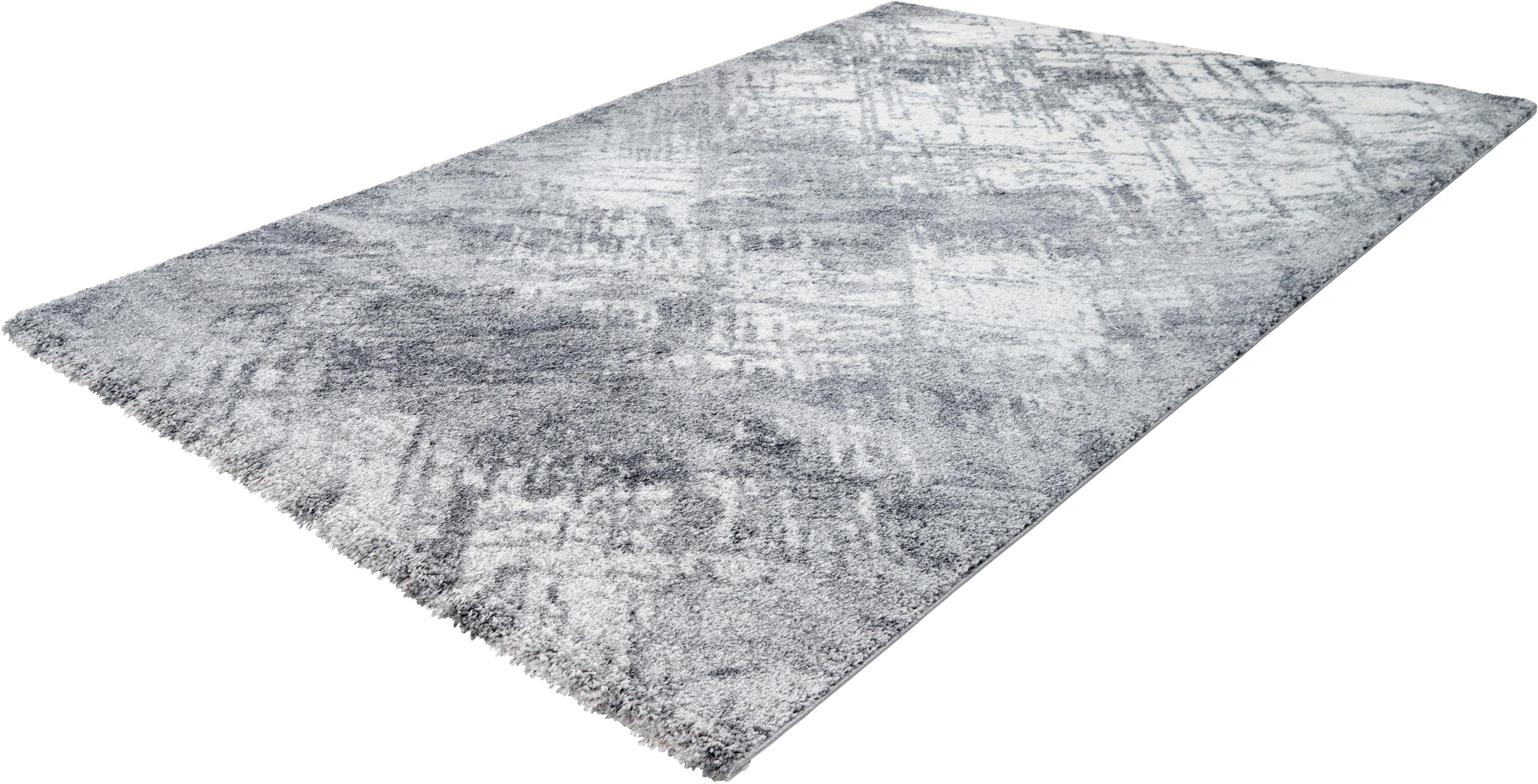 Teppich Lope 501 calo-deluxe rechteckig Höhe 22 mm maschinell gewebt