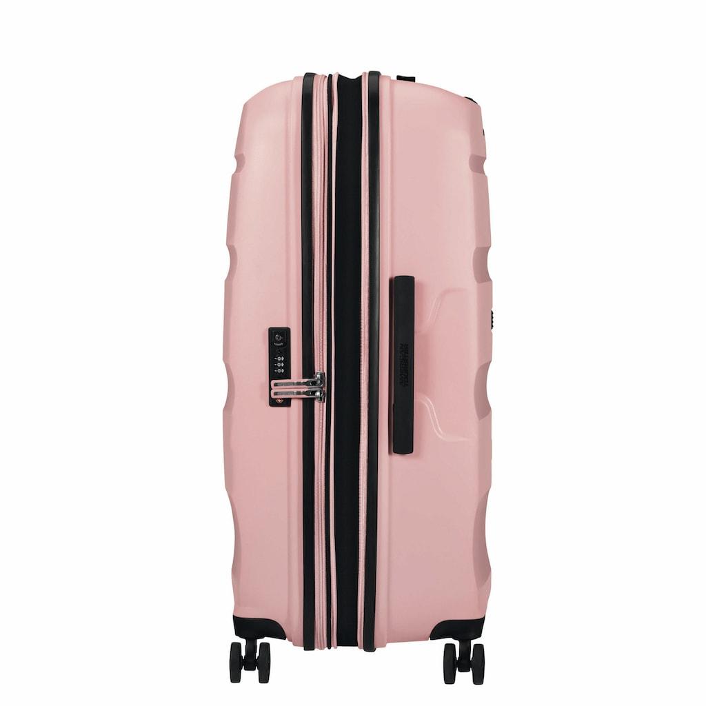 American Tourister® Hartschalen-Trolley »Bon Air DLX, 75 cm«, 4 Rollen, mit Volumenerweiterung