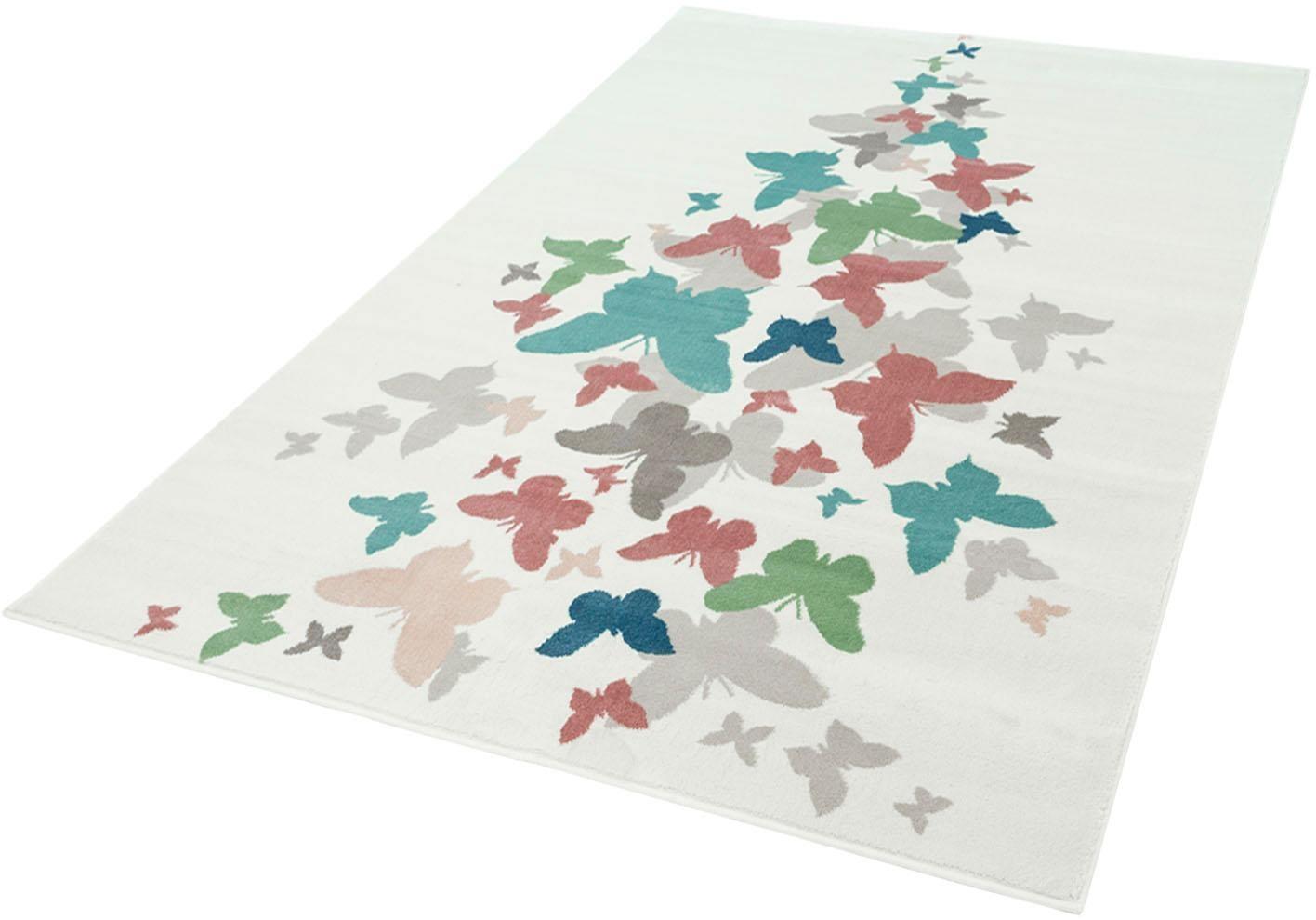 Teppich Inspiration 5799 Carpet City rechteckig Höhe 11 mm maschinell zusammengesetzt