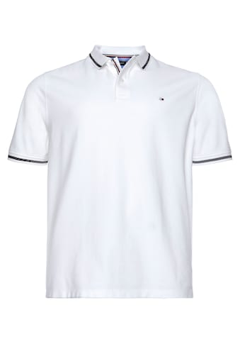 Tommy Hilfiger Big & Tall Poloshirt »BIG & TALL - BASIC TIPPED REGULAR POLO« kaufen