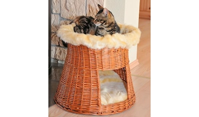 SILVIO design Tierkorb »Weidenkorbturm« kaufen