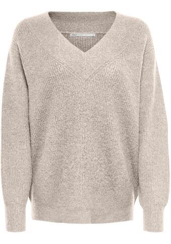 Only V - Ausschnitt - Pullover »ONLTORI« kaufen
