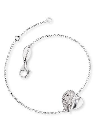 Engelsrufer Silberarmband »Little magic, ARMBAND HERZFLÜGEL SILBER RHODINIERT, ERB - LILHEARTWING - S« kaufen