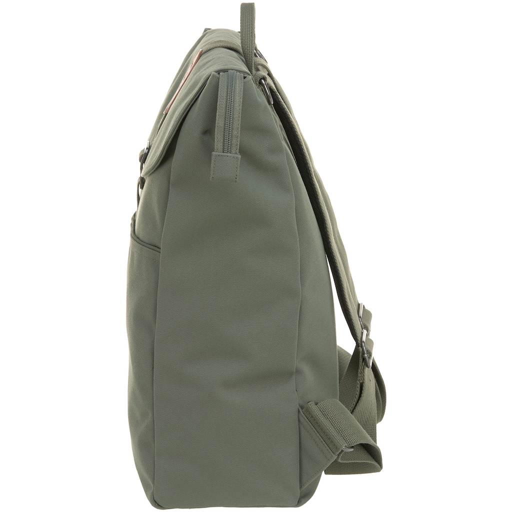 Lässig Wickelrucksack »Green Label, Adventure live«