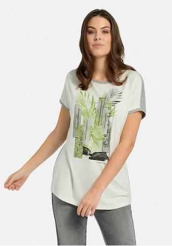 Emilia Lay Rundhalsshirt »Rundhals-Shirt«, mit Print kaufen