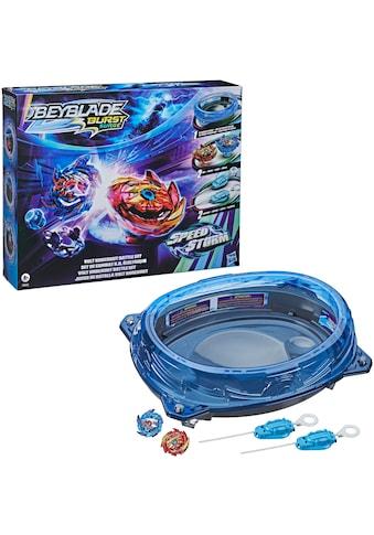 Hasbro Spieltisch »Kreisel-Set, »Beyblade Burst Rise Speedstorm Volt Knockout Battle... kaufen
