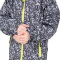 Trespass Outdoorjacke »Kinder / Jungen Jacke Sweeper wasserfest«