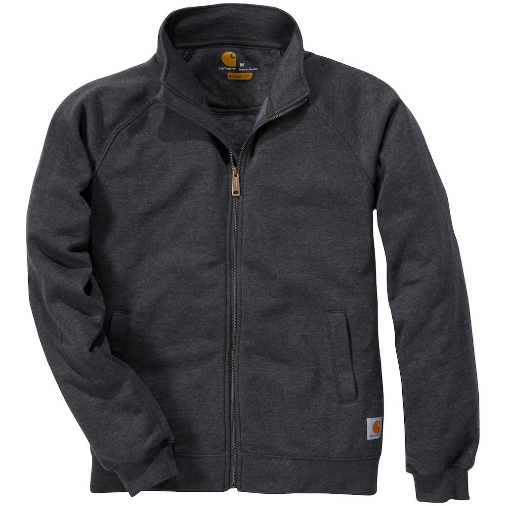 Carhartt Sweatshirt »MIDWEIGHT«, mit Kragen und Reißverschluss