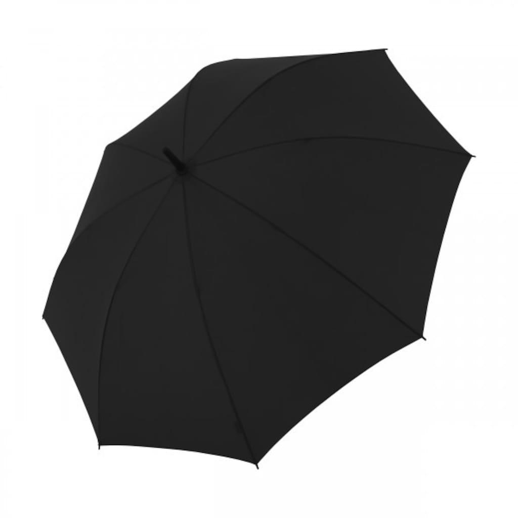 doppler® Stockregenschirm »Zero Golf XXL, Simply Black«