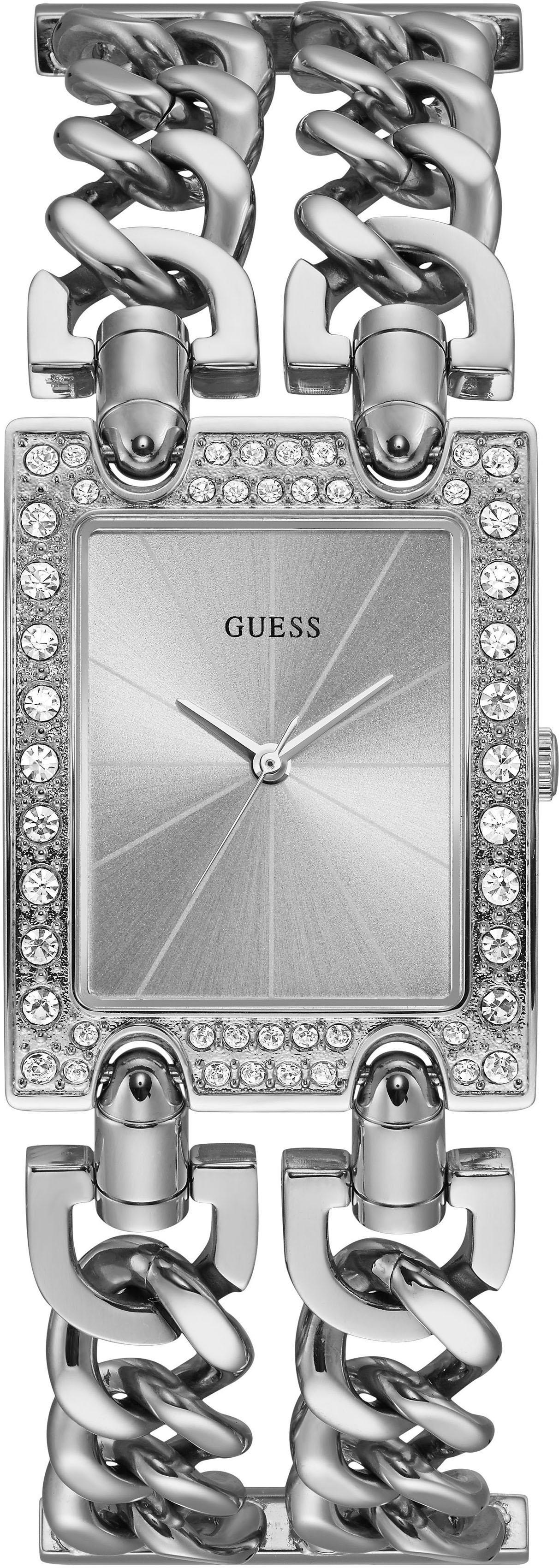Guess Quarzuhr »HEAVY METAL, W1121L1«