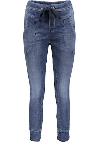 Please Jeans Jogg Pants »P 51G«, im authentischem Denim Used-Look kaufen