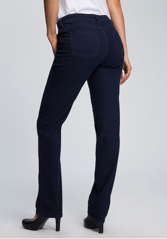H.I.S Straight-Jeans »Regular-Waist«, Nachhaltige, wassersparende Produktion durch... kaufen