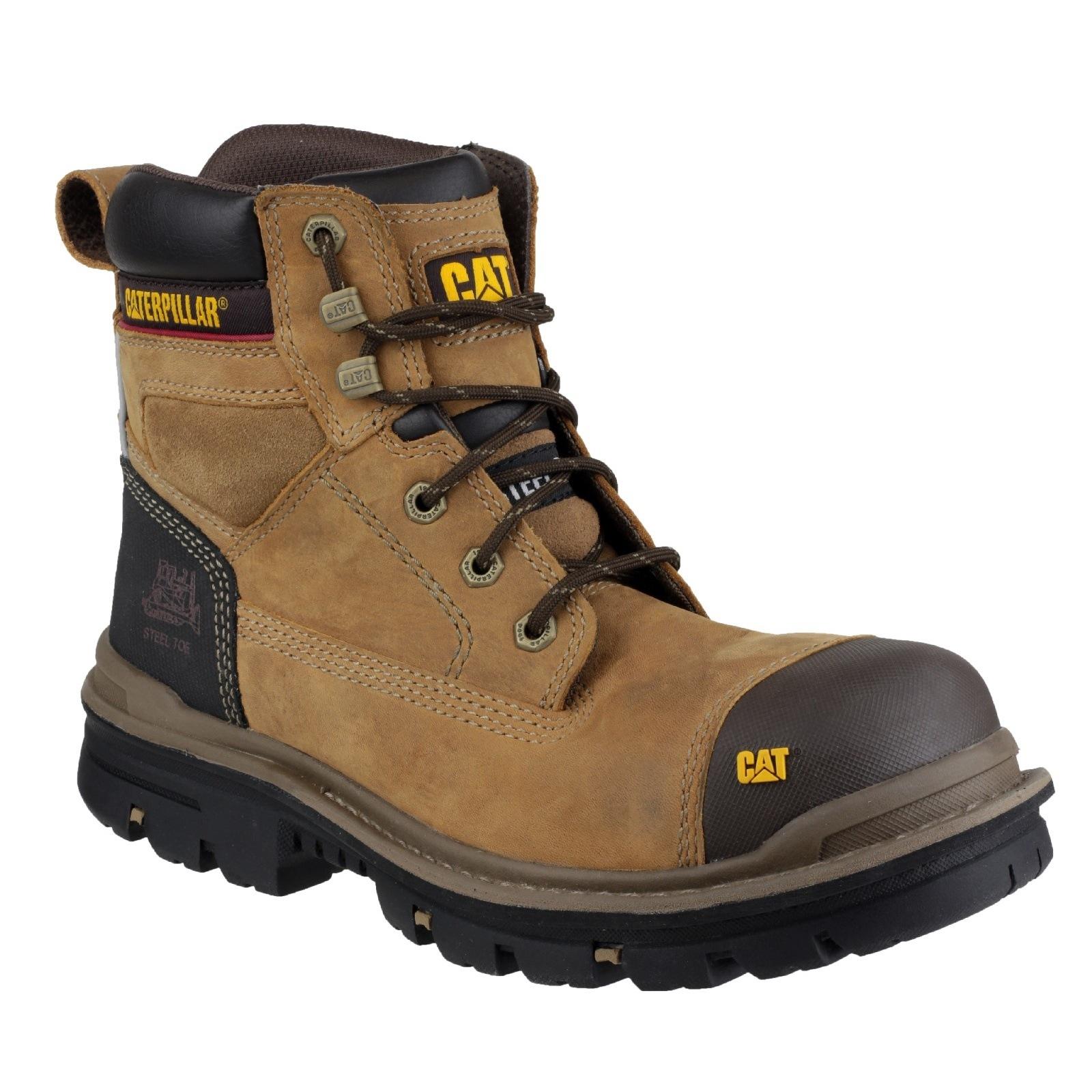 CATERPILLAR Arbeitsschuh Gravel Herren Sicherheitsschuhe / Sicherheitsstiefel Herrenmode/Schuhe/Komfortschuhe/Schnürschuhe