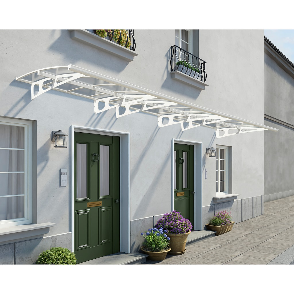 Palram Vordach »Bordeaux 6690«, BxT: 670x139 cm