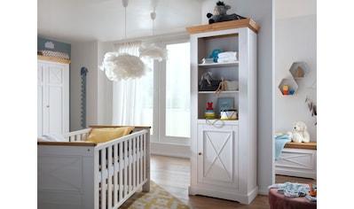 Premium collection by Home affaire Standregal »Kim«, aus Massivholz, hochwertig verarbeitet kaufen