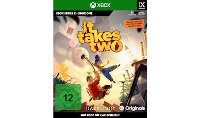Electronic Arts Spiel »It Takes Two«, Xbox Series X kaufen