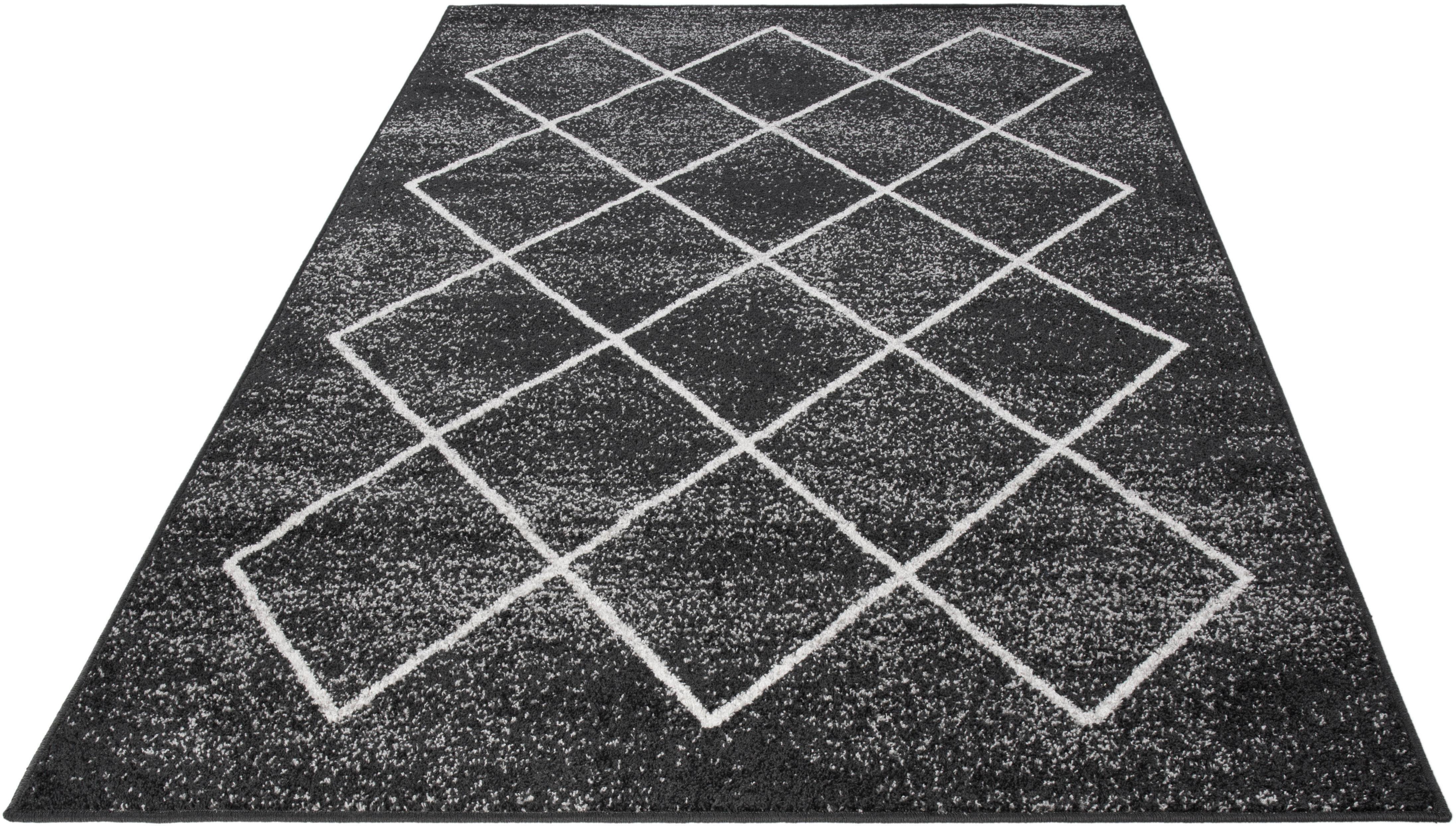 Teppich Bolonia Andiamo rechteckig Höhe 6 mm maschinell gewebt
