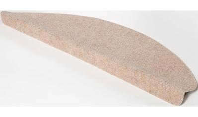 Andiamo Stufenmatte »Paris«, halbrund, 2 mm Höhe, 15 Stück in einem Set kaufen
