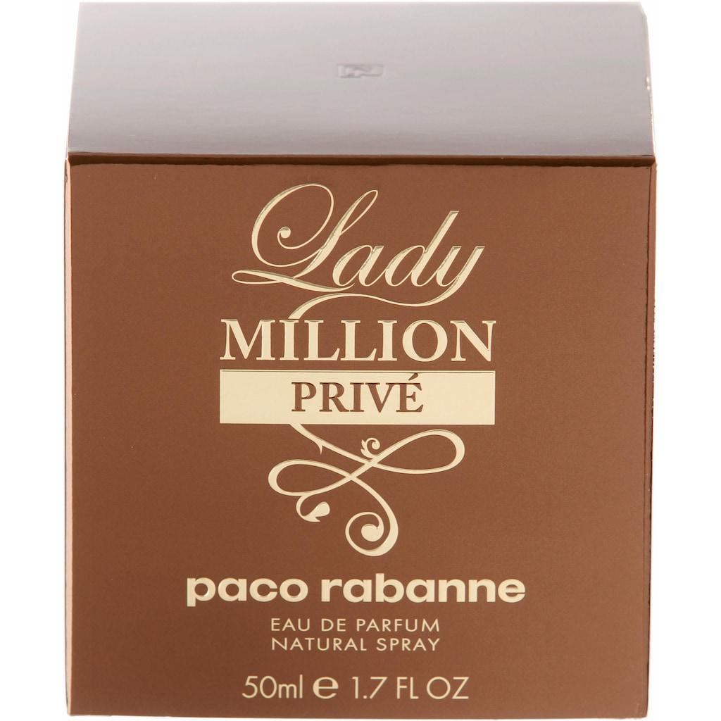 paco rabanne Eau de Parfum »Lady Million Privé«