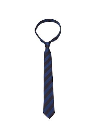 seidensticker Krawatte »Schwarze Rose«, Breit (7cm) Streifen kaufen