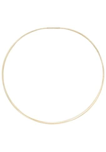 JOBO Halsreif, 5-reihig 585 Gold 45 cm kaufen
