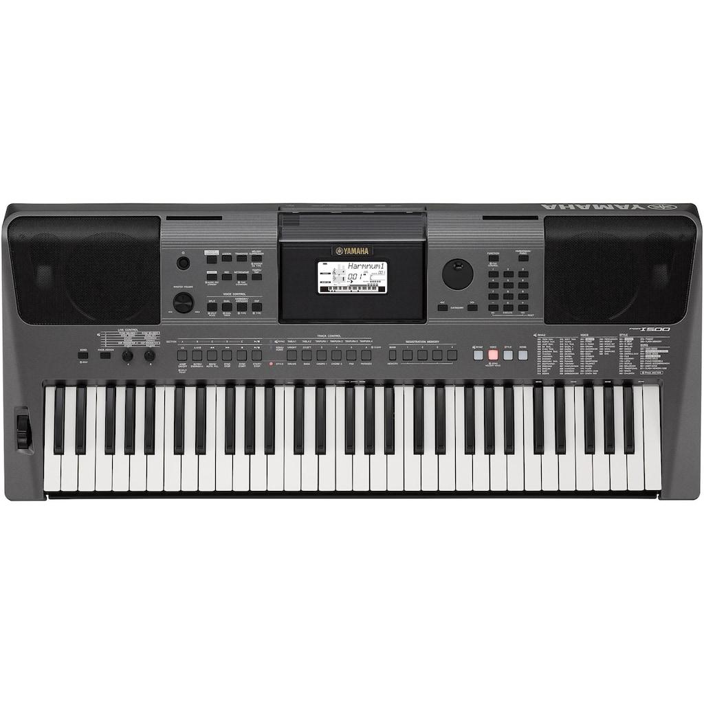 Yamaha Keyboard »PSR-I500«