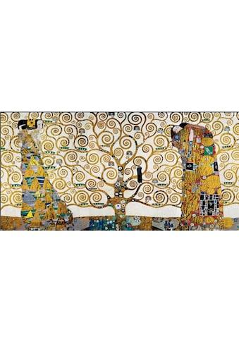Home affaire Deco - Panel »KLIMT  -  Der Lebensbaum« kaufen