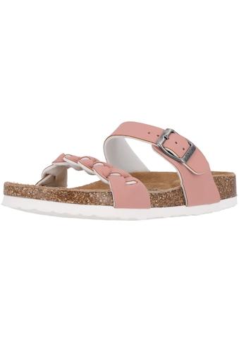 CRUZ Sandale »Pesoin«, mit Kork- und Naturkautschuksohle kaufen