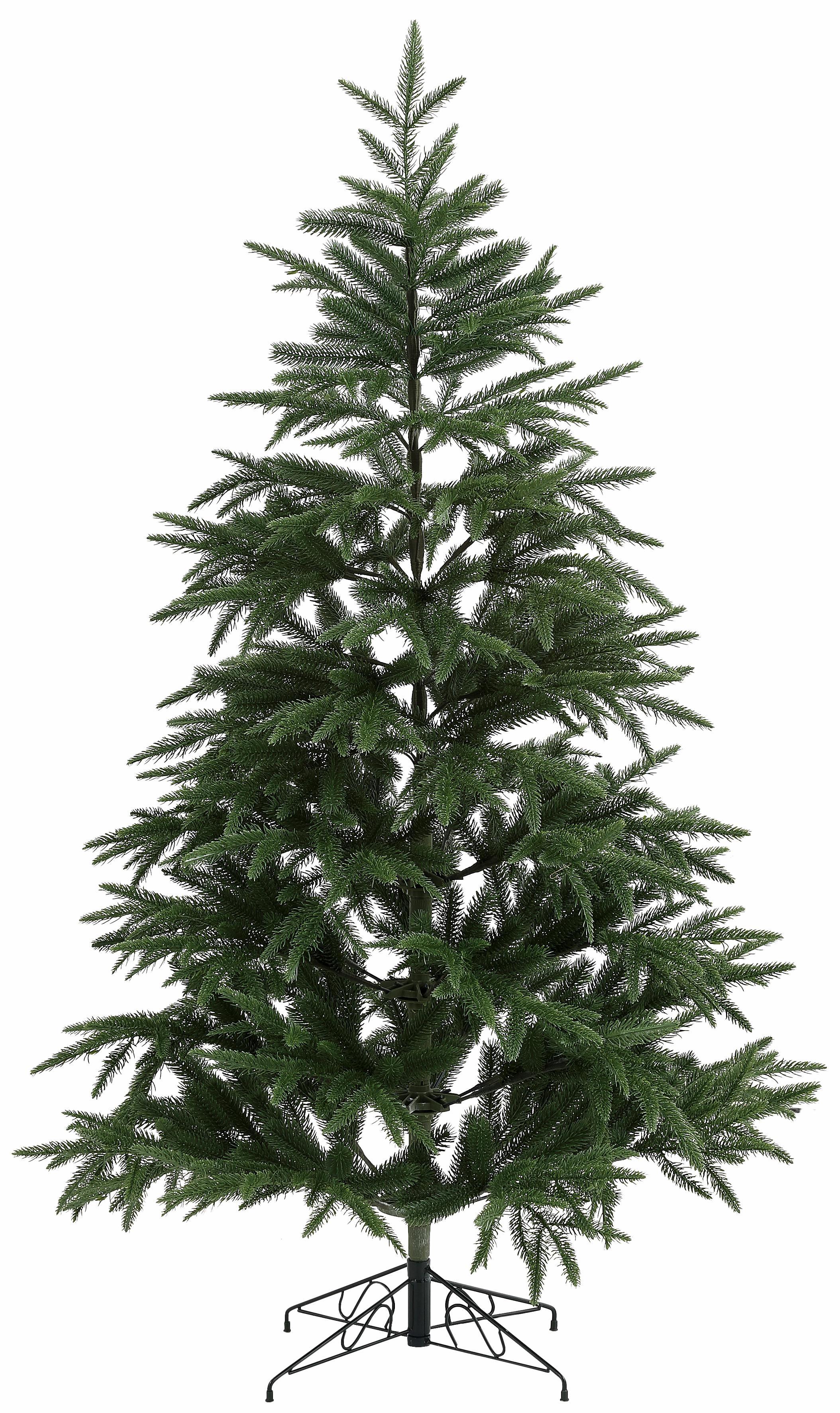 Kunststoff Weihnachtsbaum.Home Affaire Kunstlicher Weihnachtsbaum Edeltanne Online Bestellen Baur
