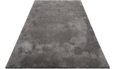 Wecon home Basics Hochflor-Teppich »Emilia«, rechteckig, 25 mm Höhe, Wohnzimmer kaufen