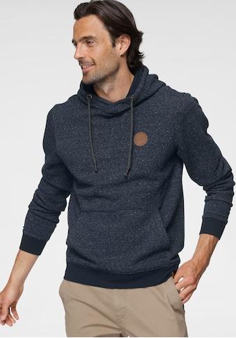 TOM TAILOR Kapuzensweatshirt, mit Markenbadge auf der Brust kaufen