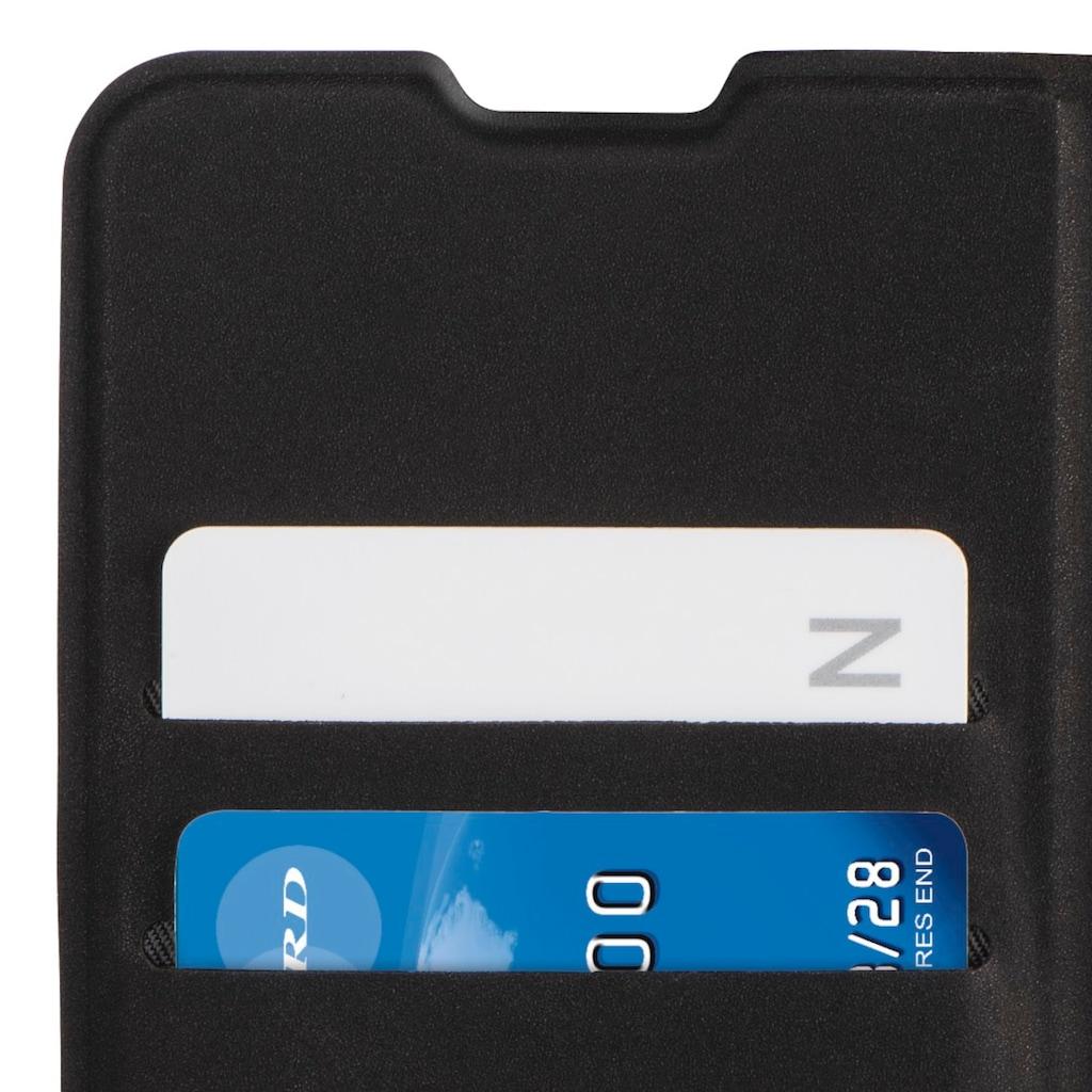 """Hama Handytasche »Smartphone-Booklet Tasche«, """"Slim Pro"""" für Xiaomi Redmi Note 8T, Schwarz"""
