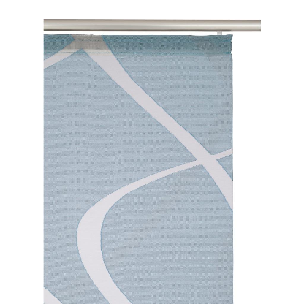 Neutex for you! Schiebegardine »Rumbek«, inkl. Befestigungszubehör, Breite: 57 cm
