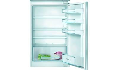 BOSCH Einbaukühlschrank 2, 88 cm hoch, 54,1 cm breit kaufen