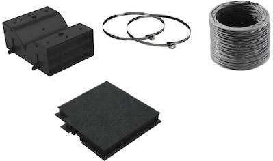 Constructa Umluftmodul CZ51DXU0X0, Zubehör für Dunstabzugshauben mit Umluftbetrieb kaufen