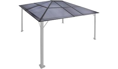KONIFERA Pavillonersatzdach »Aruba 2.0«, für 300x365 cm, transparent kaufen